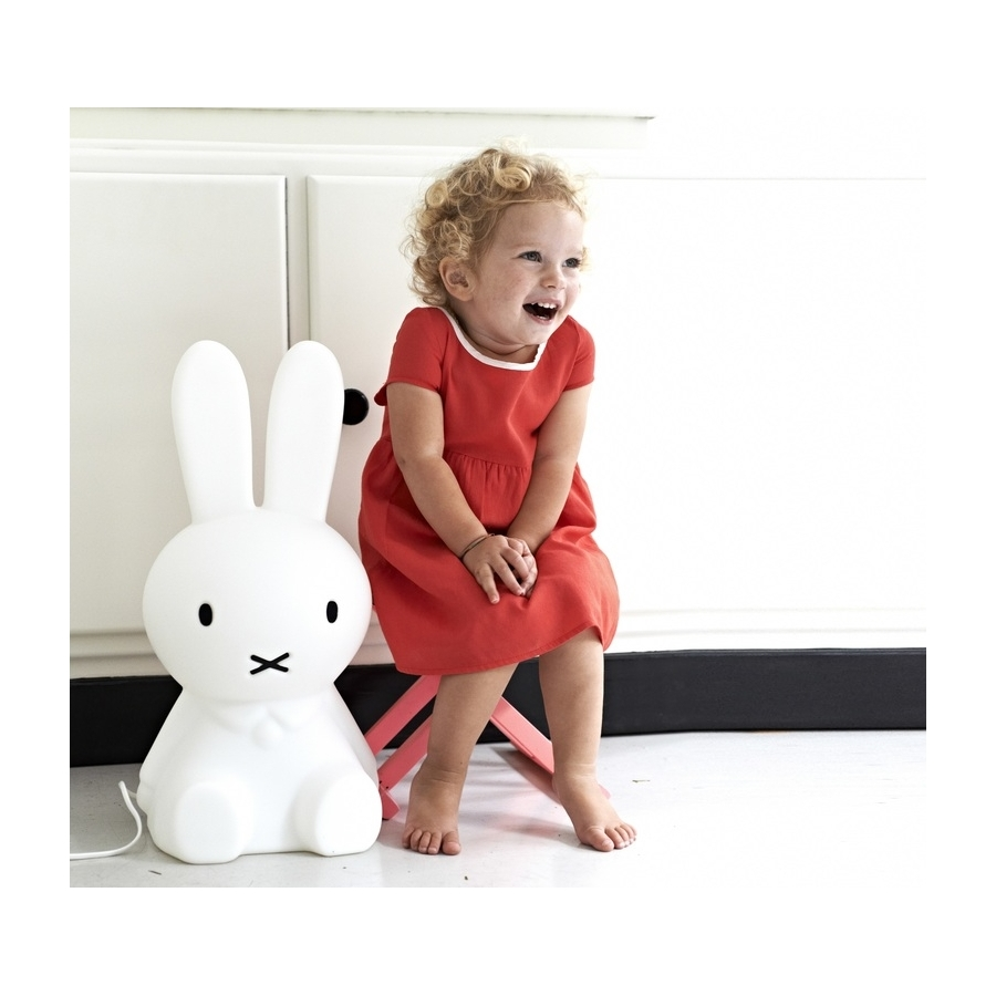 lampe miffy s with veilleuse miffy. Black Bedroom Furniture Sets. Home Design Ideas